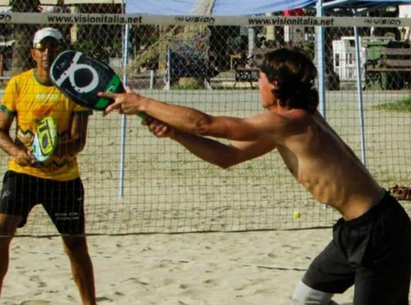 Beach Tennis Team Competition